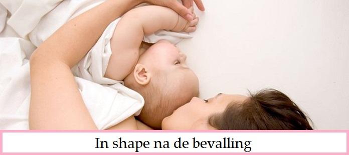 In shape na de bevalling
